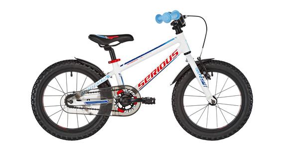 Serious Superhero 16 - Vélo enfant - blanc